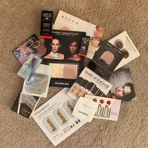 Prestige brand makeup sample bundle